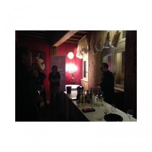 COURS D'OENOLOGIE + COCKTAIL DINATOIRE LA TOUR ROSE 20/02/2015
