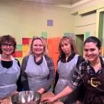 Atelier cuisine entre femmes célibataires