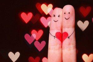 saint valentin entre célibataires
