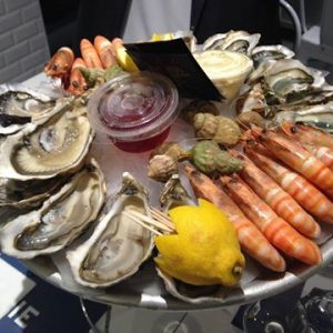 dégustation fruits de mer Lyon