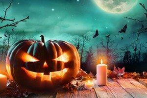 soirée halloween entre célibataires
